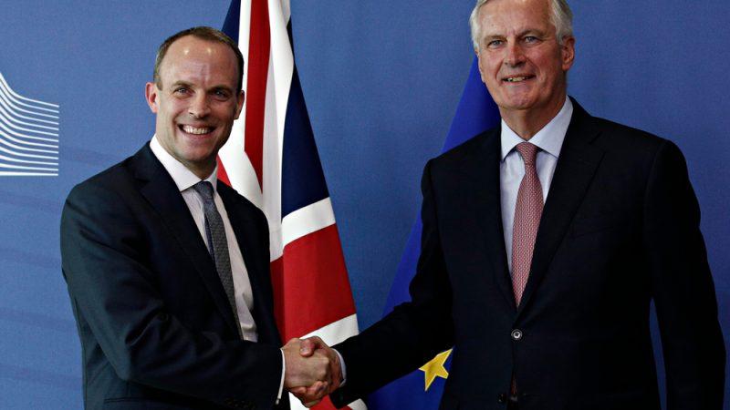 Londres vise un accord de Brexit avant le 21 novembre