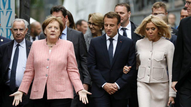France et Allemagne entérinent une vision désenchantée de leur relation dans un nouveau traité