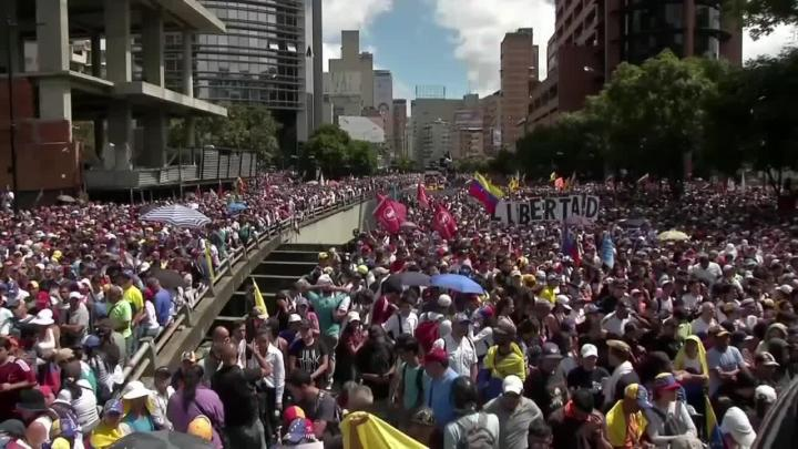 L'Europe souhaite des élections au Venezuela