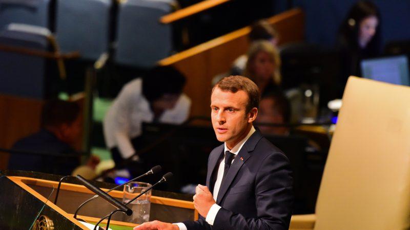 Au G7, la France prêchera le multilatéralisme face aux inégalités