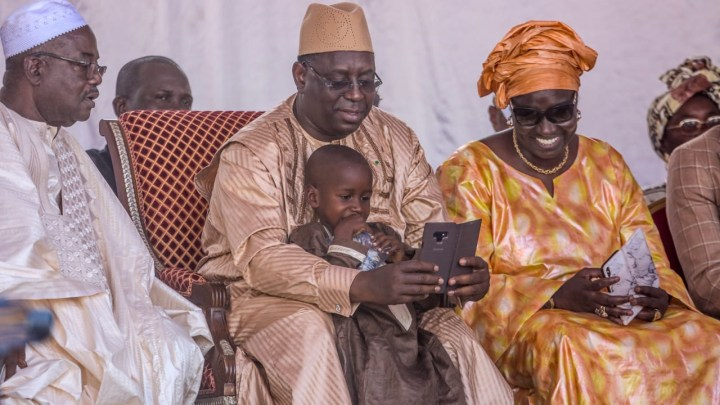 Sall favori, le Sénégal joue la confiance