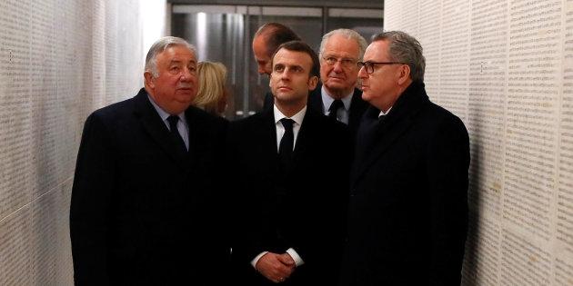 Rassemblement historique à Paris contre l'antisémitisme