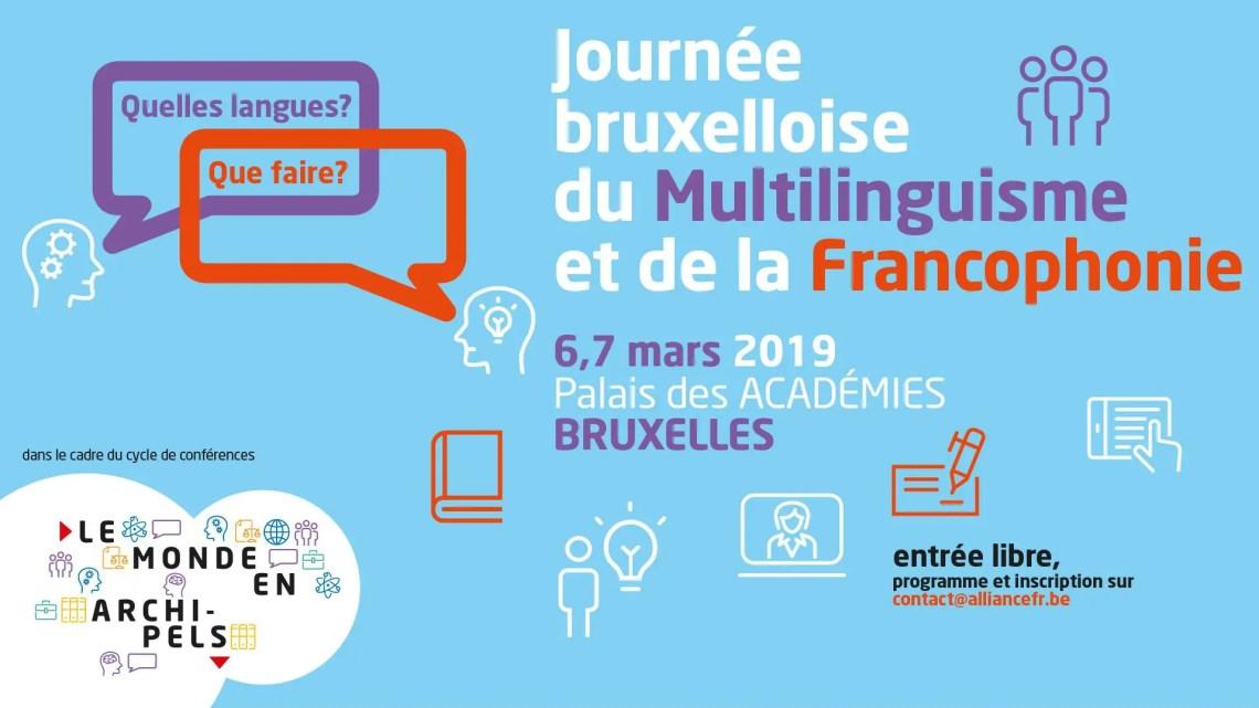 Journées de la francophonie à Lisbonne et à Bruxelles