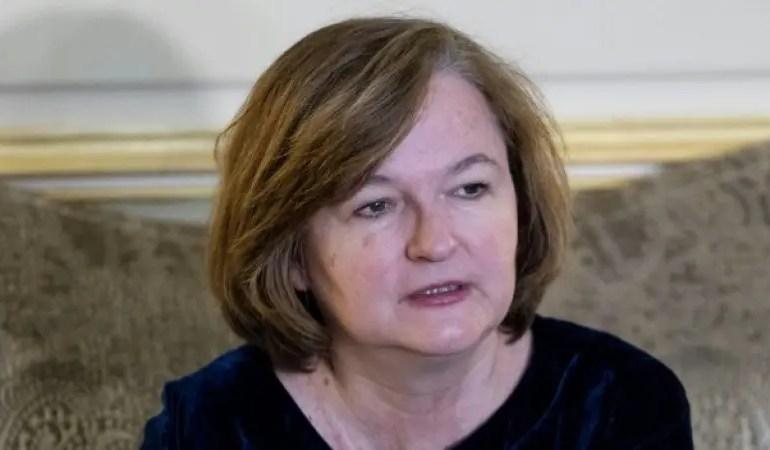 La candidature de Nathalie Loiseau lance la campagne des Européennes.