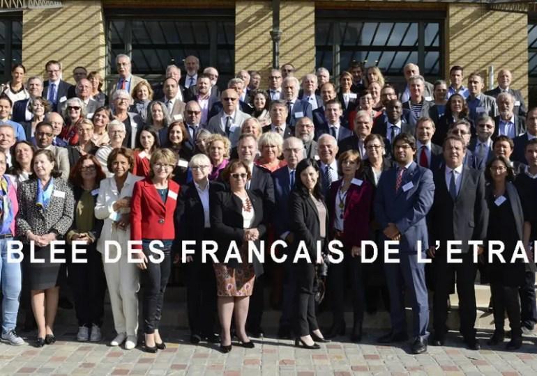 30ème session de l'Assemblée des Français de l'Etranger à Paris