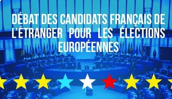 Elections européennes : suivez notre débat pour les Français de l'étranger le 2 avril