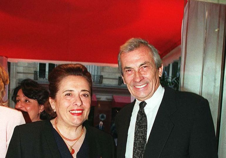 Le coiffeur star Jean-Louis David, français de Suisse, est mort à 85 ans