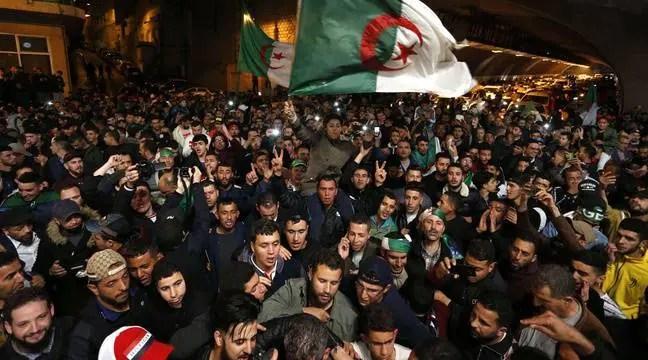 Algérie: Démission de Bouteflika