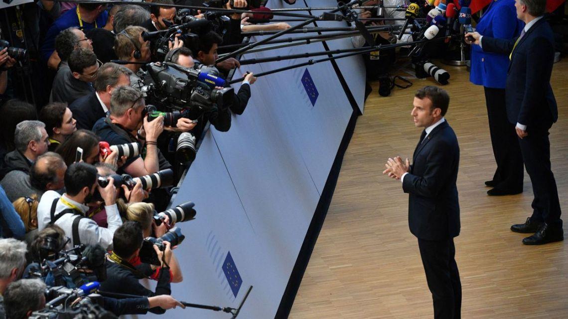 Les dirigeants européens repoussent le Brexit au 31 octobre