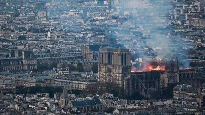 Drame de Notre-Dame : une chance pour le patrimoine ?