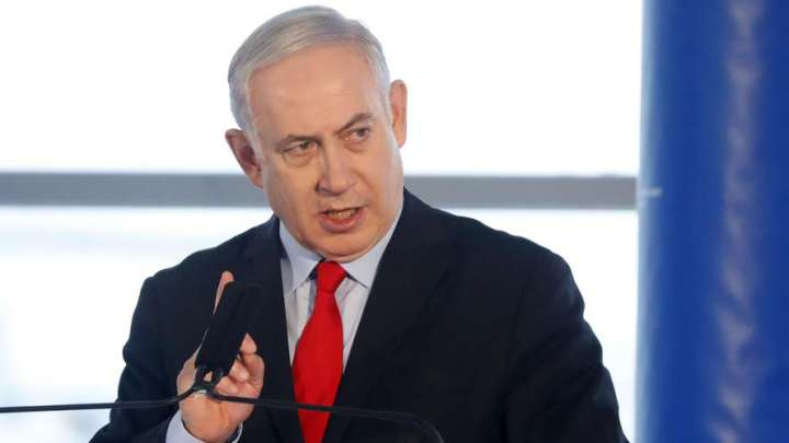 Israël confirme Netanyahu