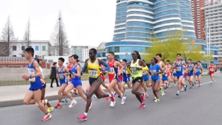 Marathon en Corée du Nord, voyage en absurdie