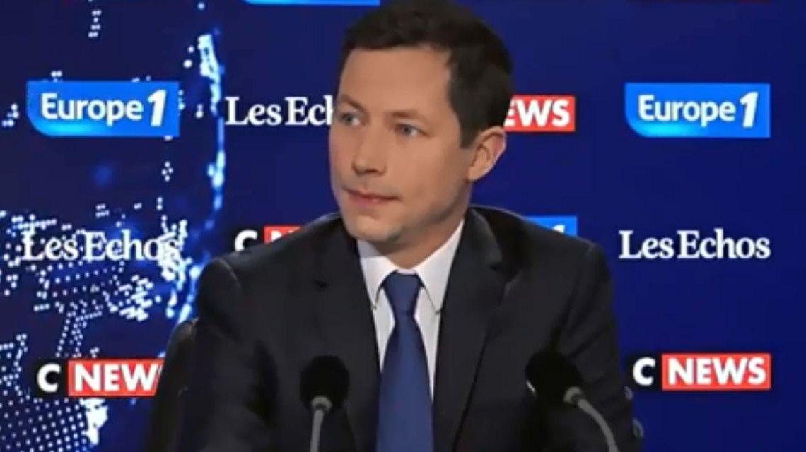 François-Xavier Bellamy à la rencontre des Français de l'étranger