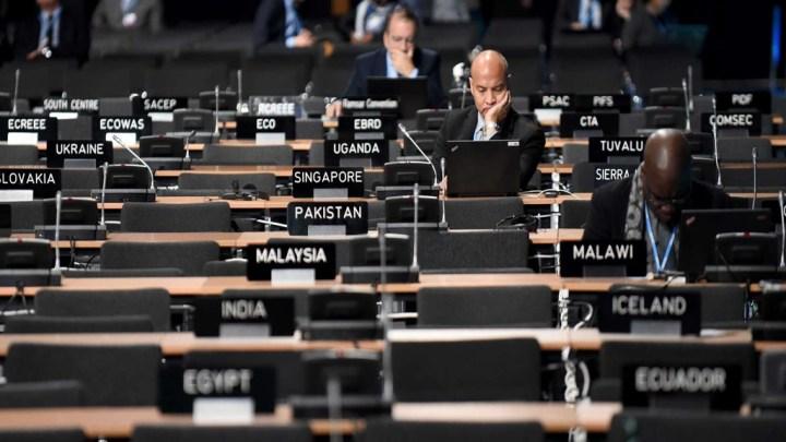 Lier l'accord de Paris sur le climat au libre échange, une fausse bonne idée.