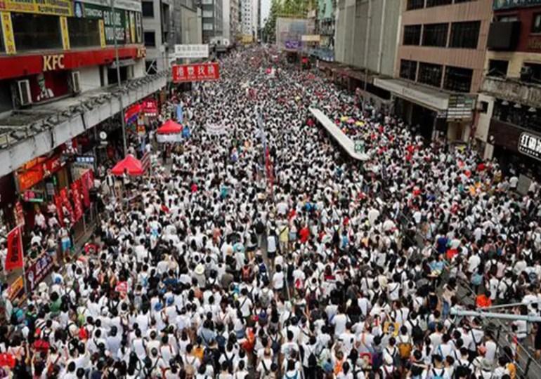 Tensions à Hong-Kong autour d'une loi polémique