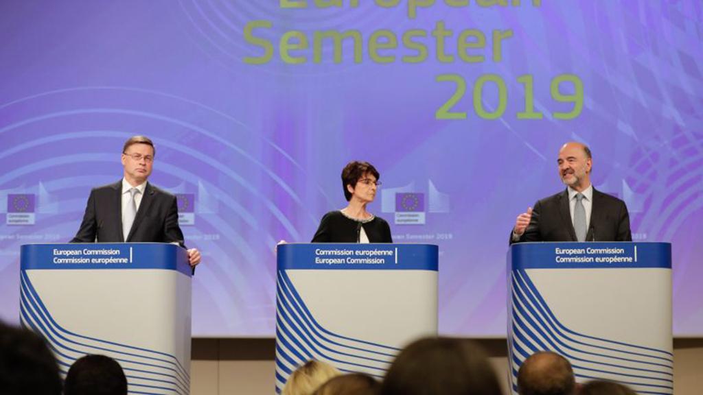 Les cinq recommandations économiques de la Commission aux États membres
