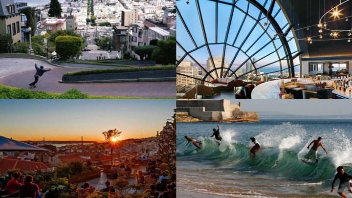San Francisco et Lisbonne : 3 français de l'étranger mettent les 2 villes en livre