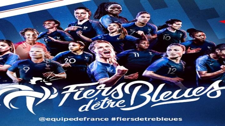 France – Nigéria !  Fiers d'être BleuEs