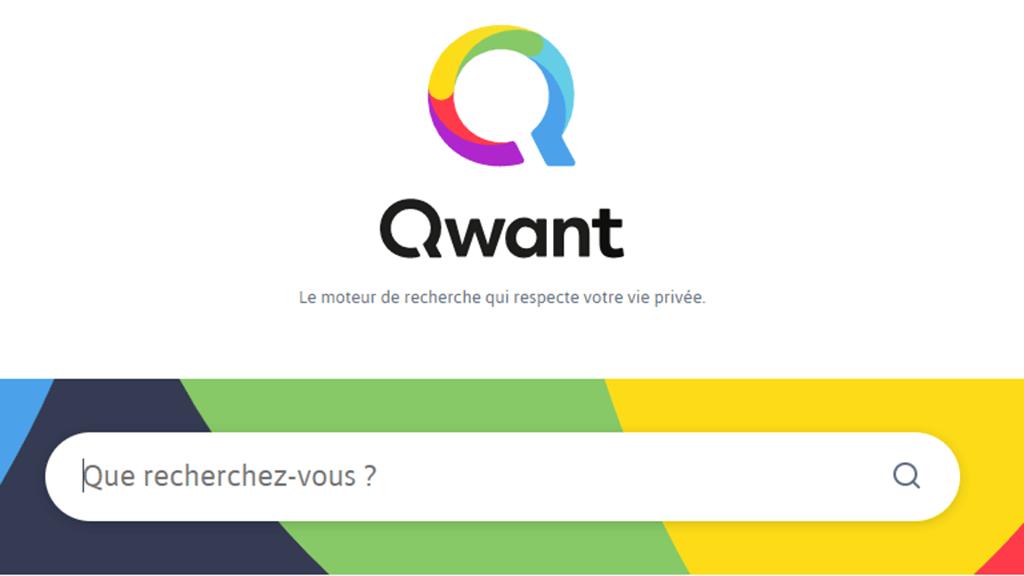 «Droits voisins» : le moteur de recherche Qwant propose de rémunérer la presse française