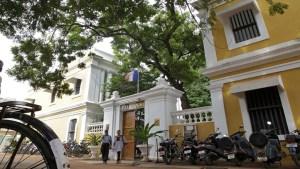 Le lycée français de Pondichery