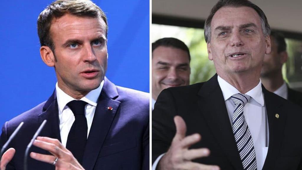 Emmanuel Macron à New-York pour l'Amazonie
