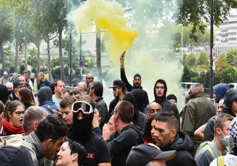 """""""Gilets jaunes"""" : des milliers de manifestants pour la rentrée - Le tour des manifestations"""