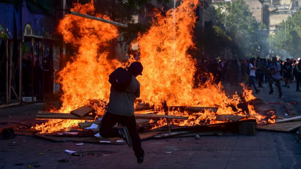 Chili: explosion de violence inattendue: 11 morts