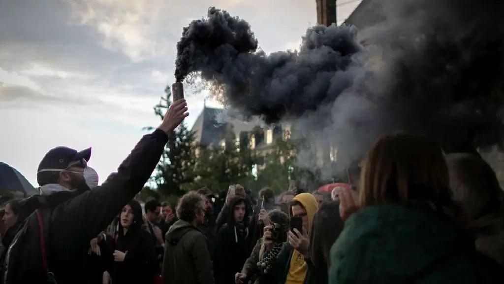 Rouen :  L'entreprise Lubrizol est pleinement responsable de l'incendie et des pollutions selon l'Etat