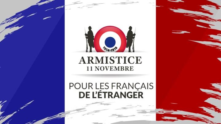 Retour sur le 11 novembre chez les Français de l'étranger