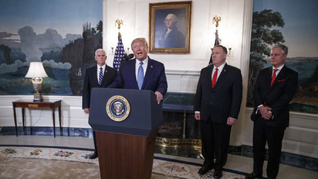 Après la sortie des Etats-Unis de l'accord de Paris, d'autres moyens de pression sont à l'étude