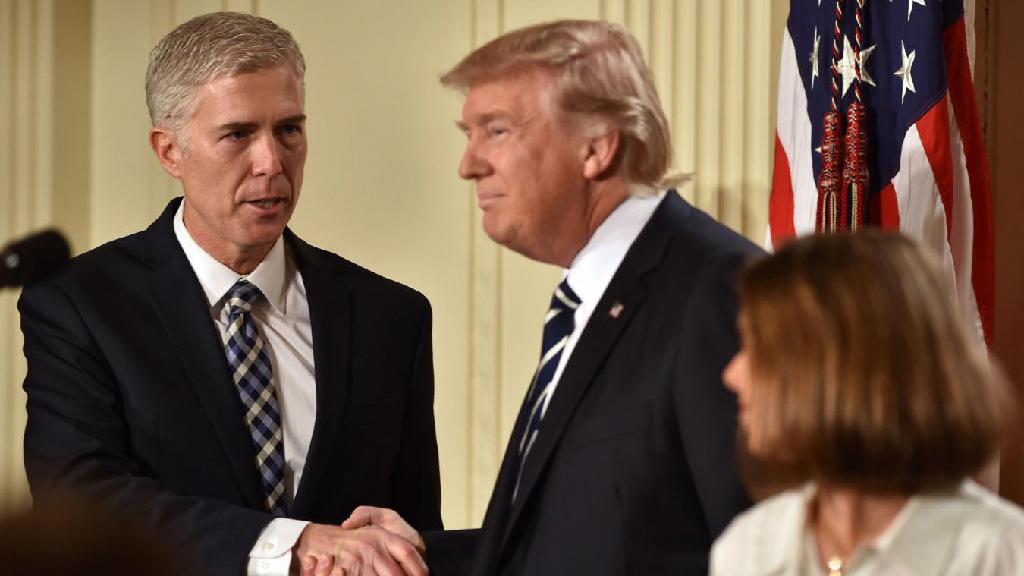 Trump et la constitution américaine