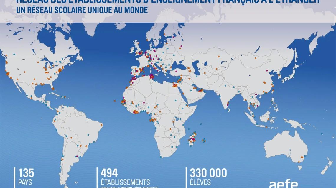 La grève du 5 décembre aussi dans les lycées français de l'étranger