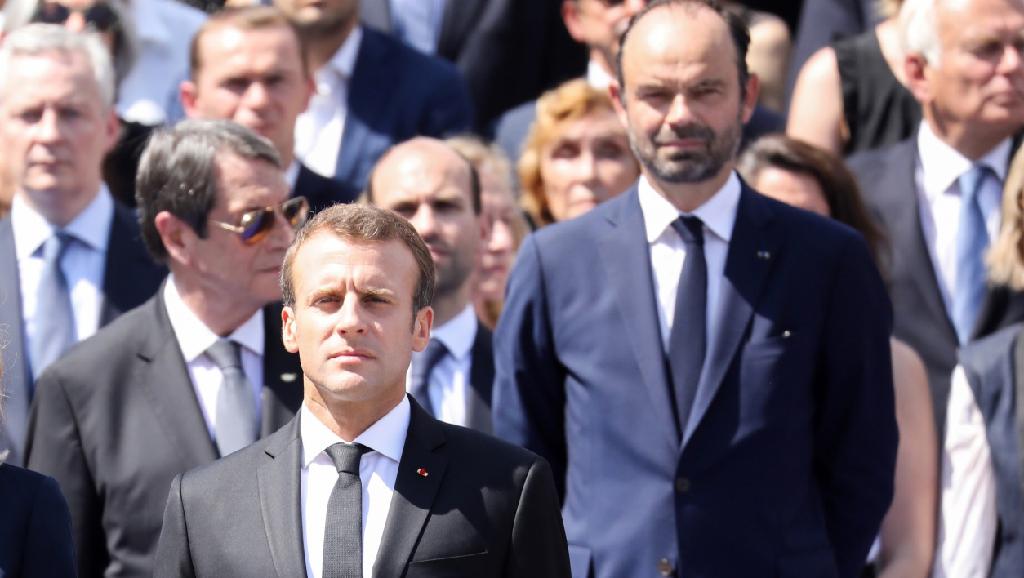 """""""Ce ne sera pas Balladur! Il sera loyal avant tout"""" – un membre du gouvernement à propos de la relation entre Edouard Philippe et Emmanuel Macron"""