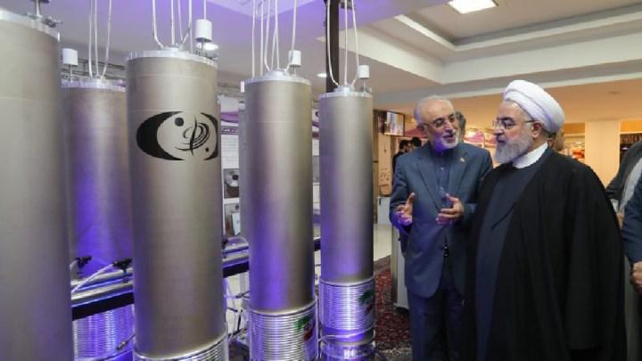 Paris, Londres et Berlin exhortent Téhéran à revenir «au plein respect» de l'accord sur le nucléaire