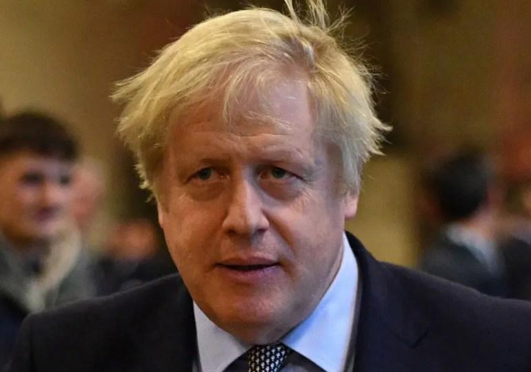 Boris Johnson veut des négociations éclair face à Bruxelles
