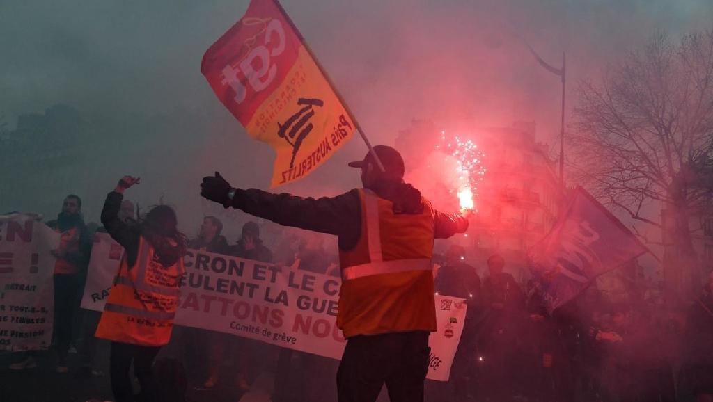 Sondage : 60% des Français contre la Réforme des retraites