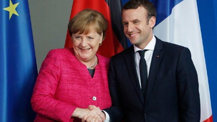 Macron tente de rassurer l'Allemagne sur l'Europe de la défense