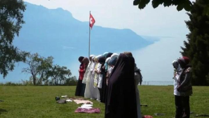 Vers un Islam de Suisse!