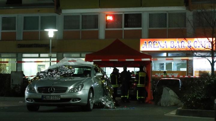 Allemagne :  double fusillade – le terrorisme d'extreme-droite