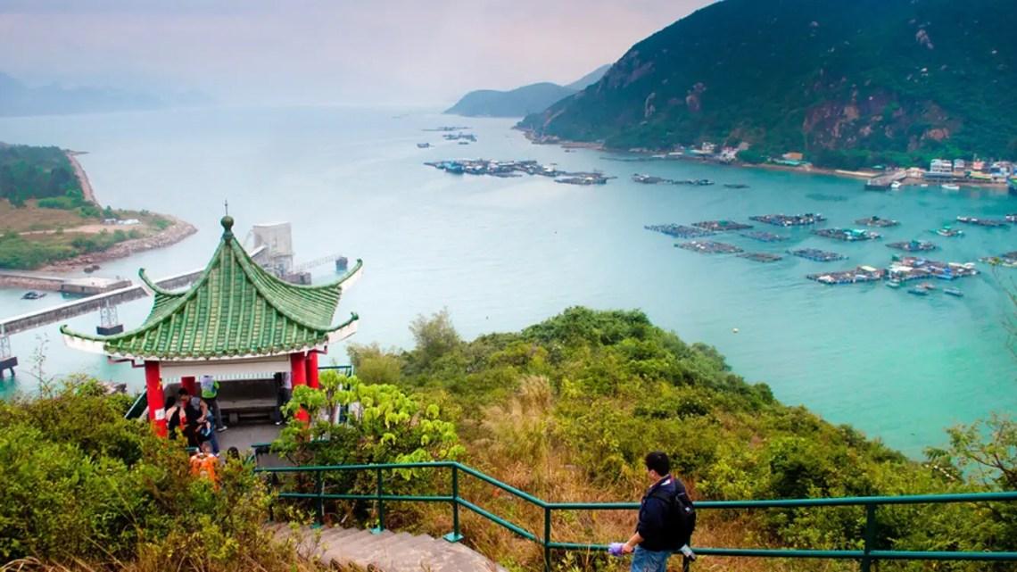 Hong Kong c'est une ville et des iles – Zoom sur l'ile Lamma avec Karine