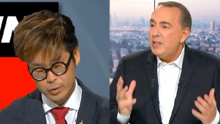 Joachim Son-Forget, député des Français de Suisse, face à Morandini – Des explications insolites en vidéo