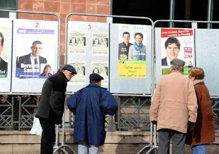 Municipales en France - Report à juin