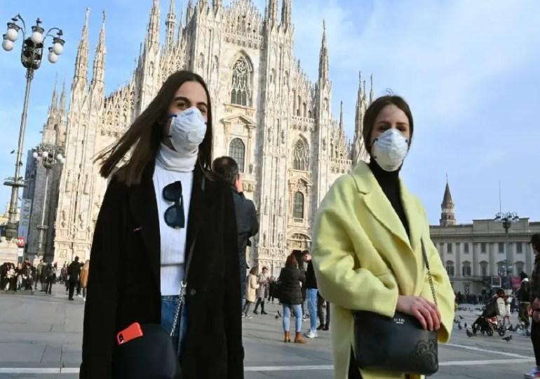 Coronavirus : l'Italie près d'un mois de confinement.