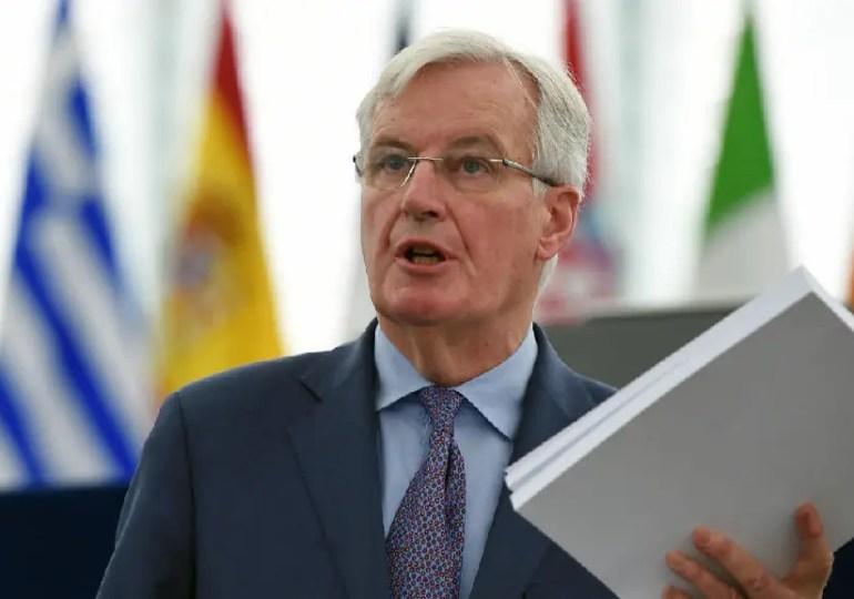 Michel Barnier présente un «ambitieux» projet d'accord post-Brexit
