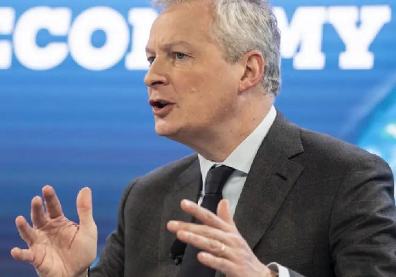 La France propose un fonds corona équivalent à 3 % du PIB de l'UE