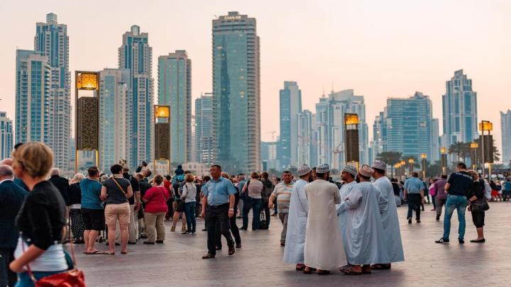 Dubaï à l'heure du Covid-19 : entre incertitude et crise identitaire.