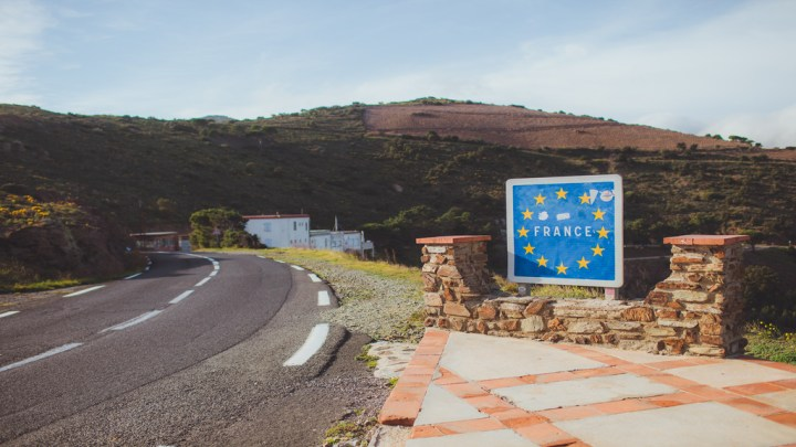 Lundi 15 juin : Réouverture des frontières françaises