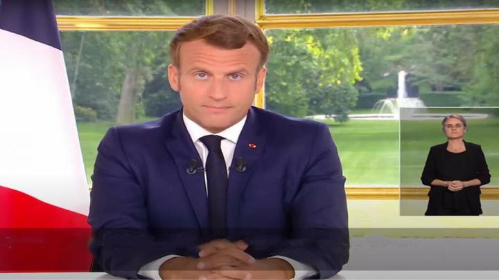 Education, Loisirs, Manifestations… Ce qu'il faut retenir de l'allocution d'Emmanuel Macron