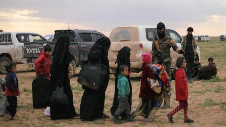 France : rapatriement d'enfants de djiadistes – Podcast Vidéo