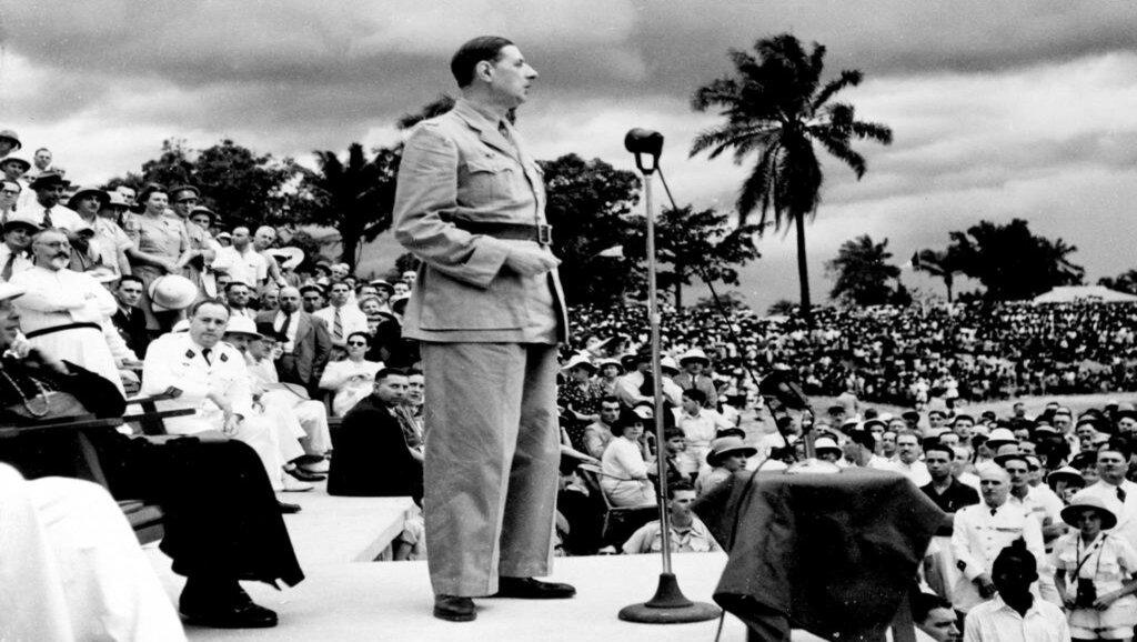 Octobre 1940 : De Gaulle à Brazzaville, la capitale de l'Empire de la France Libre – Podcast Vidéo